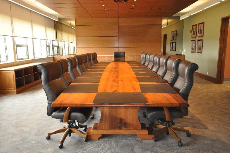Furniture, board room table
